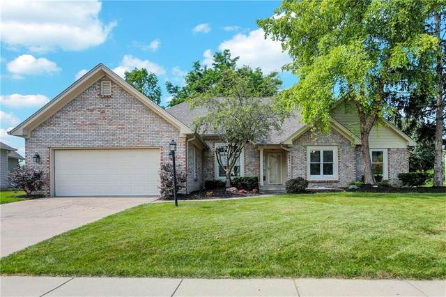 9935 Northwind Drive, Indianapolis, IN 46256 (MLS #21796764) :: Pennington Realty Team