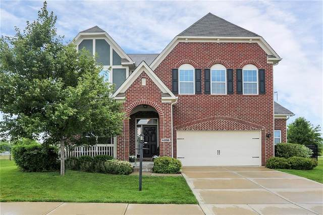 6098 Sugar Maple Drive, Zionsville, IN 46077 (MLS #21796766) :: Heard Real Estate Team | eXp Realty, LLC