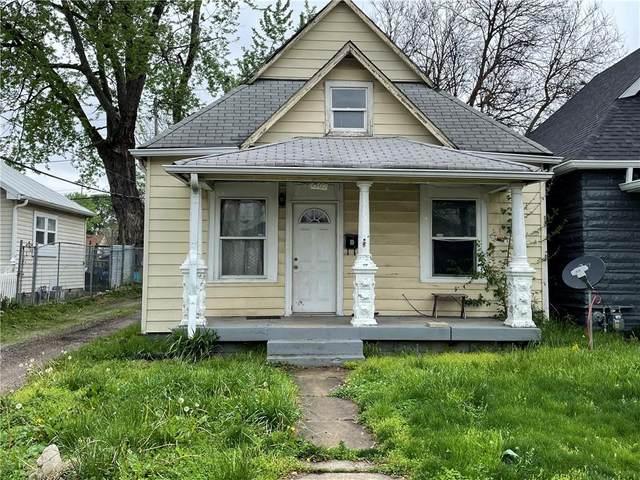 1502 Lawton Avenue, Indianapolis, IN 46203 (MLS #21796786) :: Dean Wagner Realtors