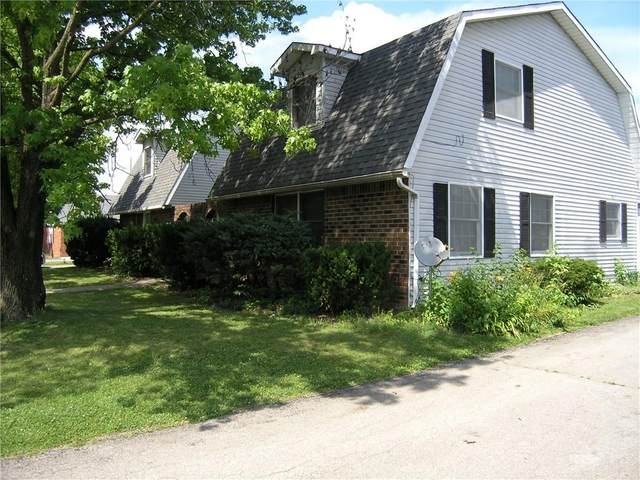 2009-2011 Country Junction, Indianapolis, IN 46214 (MLS #21796805) :: Mike Price Realty Team - RE/MAX Centerstone