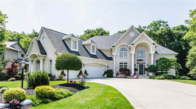 4511 Austin Oaks Court, Zionsville, IN 46077 (MLS #21796815) :: Anthony Robinson & AMR Real Estate Group LLC