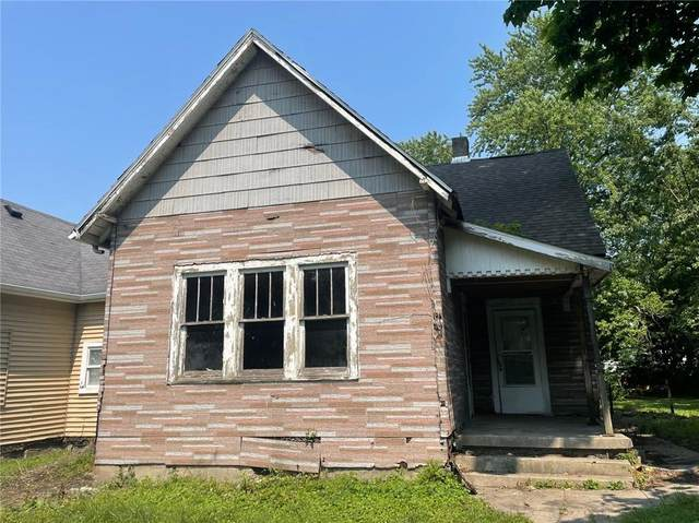 209 Trowbridge Street, Indianapolis, IN 46201 (MLS #21796839) :: Mike Price Realty Team - RE/MAX Centerstone