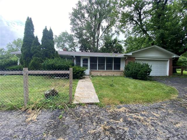 3701 N Whittier Place, Indianapolis, IN 46218 (MLS #21796841) :: Pennington Realty Team