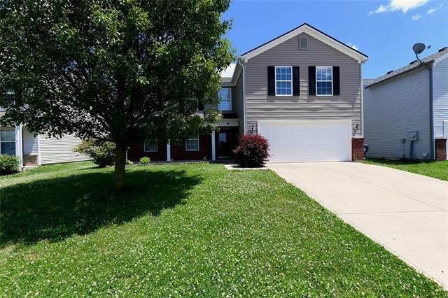 2635 Camelot Way, Greenwood, IN 46143 (MLS #21796846) :: Mike Price Realty Team - RE/MAX Centerstone