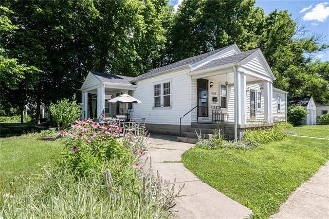6301 Broadway Street, Indianapolis, IN 46220 (MLS #21796874) :: AR/haus Group Realty