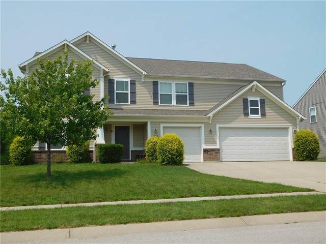 5392 Misthaven Lane, Greenwood, IN 46143 (MLS #21796877) :: AR/haus Group Realty