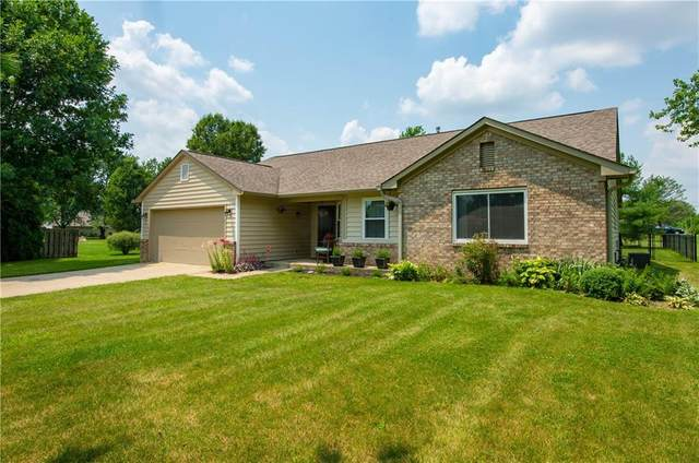 2462 S Brandywine Court, Greenfield, IN 46140 (MLS #21796900) :: Mike Price Realty Team - RE/MAX Centerstone