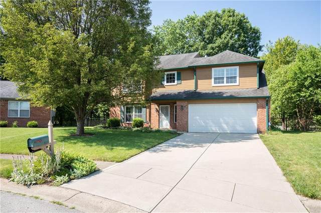 11330 Cherry Hill Court, Fishers, IN 46038 (MLS #21796905) :: Heard Real Estate Team | eXp Realty, LLC