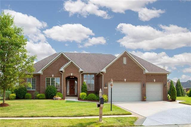 506 Lakeside Court, Pittsboro, IN 46167 (MLS #21796911) :: AR/haus Group Realty