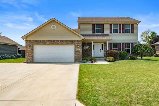 3043 Hickory Lane, Lapel, IN 46051 (MLS #21796932) :: Mike Price Realty Team - RE/MAX Centerstone
