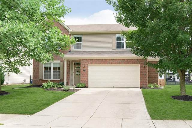 11125 Litchfield Place, Fishers, IN 46038 (MLS #21796976) :: Mike Price Realty Team - RE/MAX Centerstone