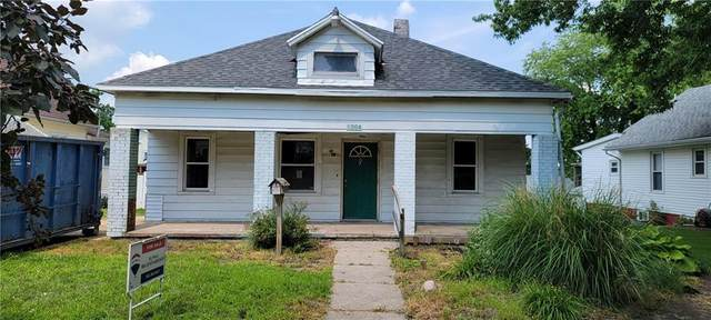 1004 S Mcdonald Street, Attica, IN 47918 (MLS #21796987) :: The Indy Property Source