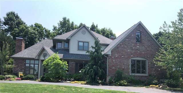 711 Mikal Lane, Brownsburg, IN 46112 (MLS #21796994) :: The Indy Property Source