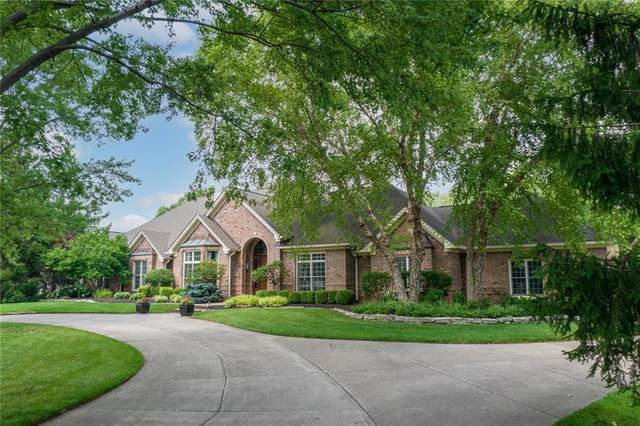 10078 Summerlakes Drive, Carmel, IN 46032 (MLS #21797028) :: Heard Real Estate Team   eXp Realty, LLC
