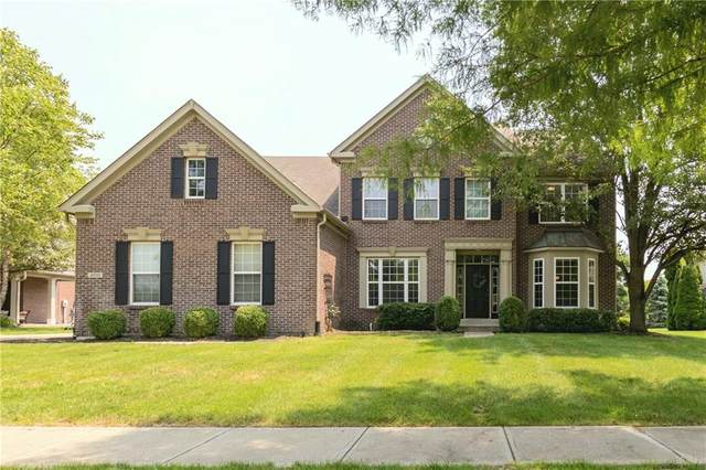12533 Brooknell Court, Carmel, IN 46033 (MLS #21797039) :: AR/haus Group Realty