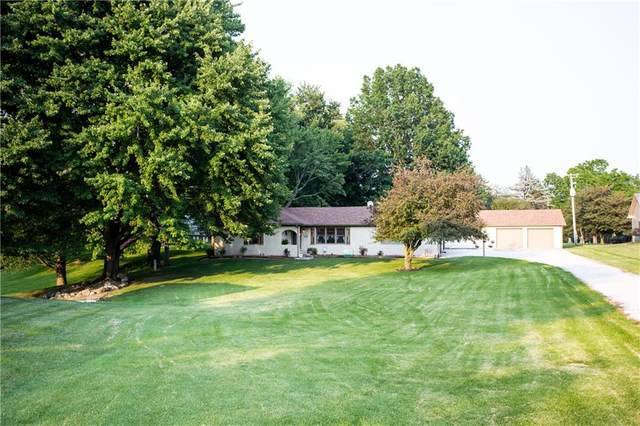 211 Hillview Drive, Jamestown, IN 46147 (MLS #21797049) :: Dean Wagner Realtors