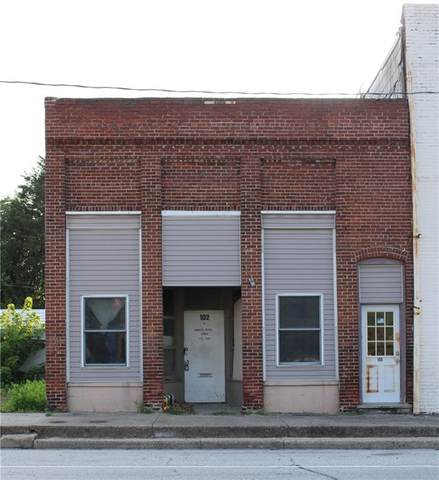102 S Vine Street, Wingate, IN 47994 (MLS #21797058) :: The Indy Property Source