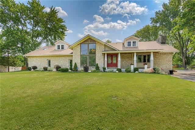 5219 Marott Court, Indianapolis, IN 46226 (MLS #21797078) :: The Indy Property Source