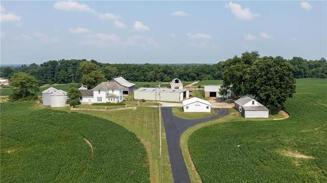 11055 E Us Highway 50, Seymour, IN 47274 (MLS #21797090) :: Mike Price Realty Team - RE/MAX Centerstone