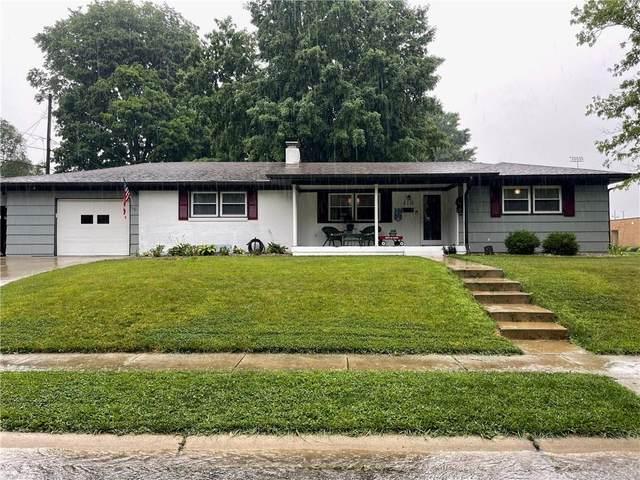 410 James Drive, Noblesville, IN 46060 (MLS #21797106) :: Pennington Realty Team