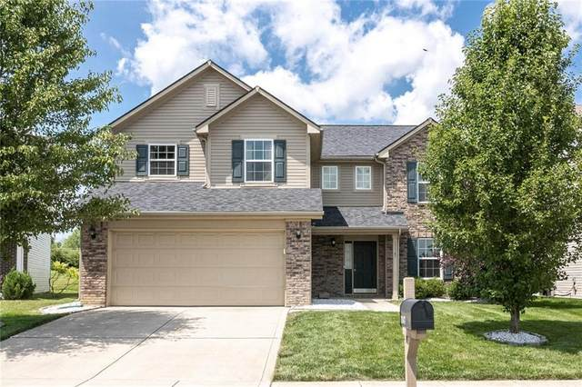 11147 Funny Cide Drive, Noblesville, IN 46060 (MLS #21797110) :: The Evelo Team