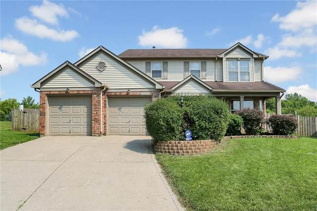 12233 Laurelwood Court, Lawrence, IN 46236 (MLS #21797111) :: RE/MAX Legacy