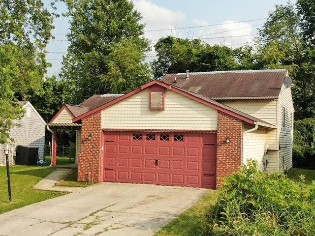 11111 Essen Court, Indianapolis, IN 46235 (MLS #21797118) :: The Indy Property Source