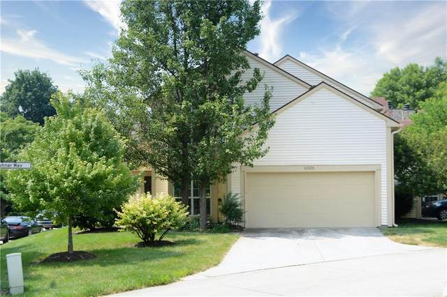 6325 Behner Way, Indianapolis, IN 46250 (MLS #21797120) :: Mike Price Realty Team - RE/MAX Centerstone
