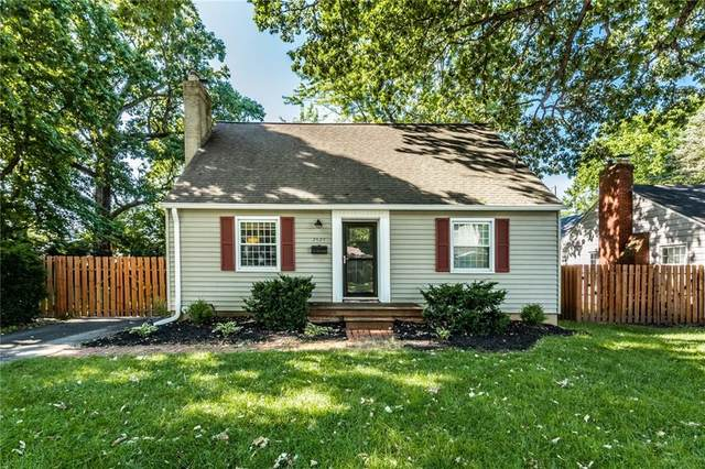 2527 Mcleay Drive, Indianapolis, IN 46220 (MLS #21797174) :: Richwine Elite Group