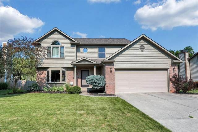 7614 Old Oakland Blvd  E. Dr., Lawrence, IN 46236 (MLS #21797205) :: RE/MAX Legacy