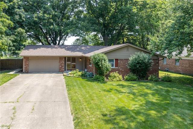 2221 Lema Court, Indianapolis, IN 46229 (MLS #21797209) :: Mike Price Realty Team - RE/MAX Centerstone