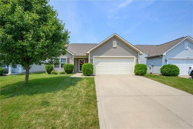 4046 Presidio Circle, Indianapolis, IN 46235 (MLS #21797218) :: Mike Price Realty Team - RE/MAX Centerstone
