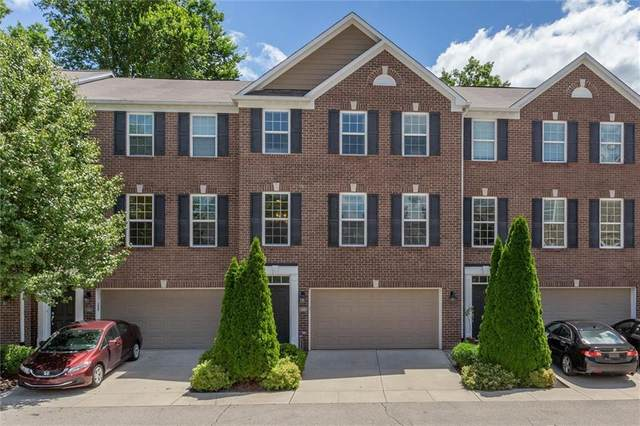 1014 Bard Lane, Carmel, IN 46032 (MLS #21797237) :: The Indy Property Source