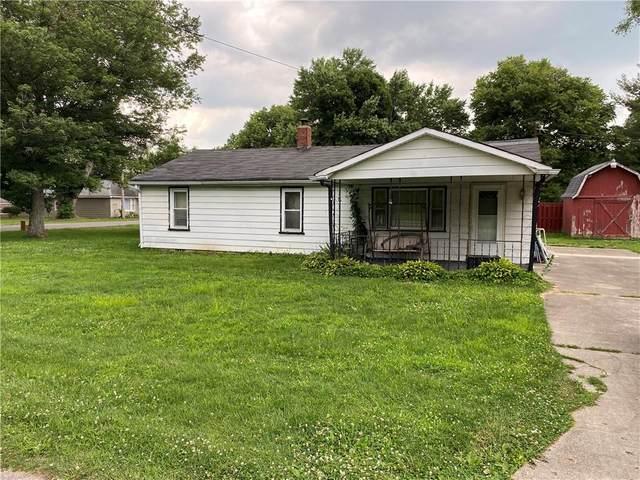 315 Indiana Avenue, Pendleton, IN 46064 (MLS #21797245) :: Richwine Elite Group