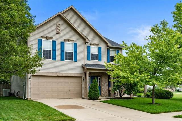 10156 Bootham Close, Fishers, IN 46038 (MLS #21797250) :: Mike Price Realty Team - RE/MAX Centerstone