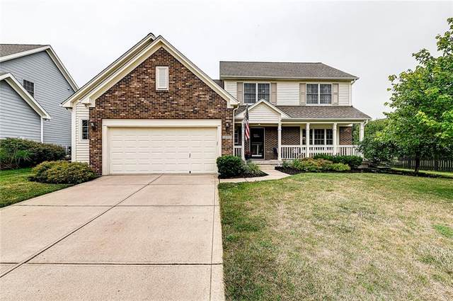 14909 Montclair Drive, Westfield, IN 46074 (MLS #21797298) :: Mike Price Realty Team - RE/MAX Centerstone