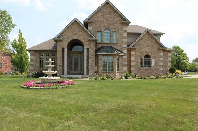 130 N Muirfield Circle, Lebanon, IN 46052 (MLS #21797301) :: The Indy Property Source