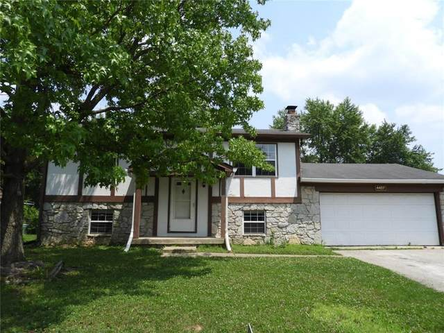 4457 Aristocrat Lane, Indianapolis, IN 46235 (MLS #21797324) :: Mike Price Realty Team - RE/MAX Centerstone