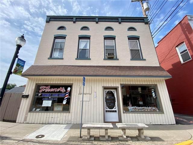 165 E Morgan Street, Martinsville, IN 46151 (MLS #21797348) :: Richwine Elite Group