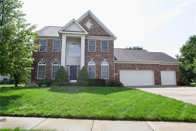 8208 Northpoint Drive, Brownsburg, IN 46112 (MLS #21797352) :: Pennington Realty Team