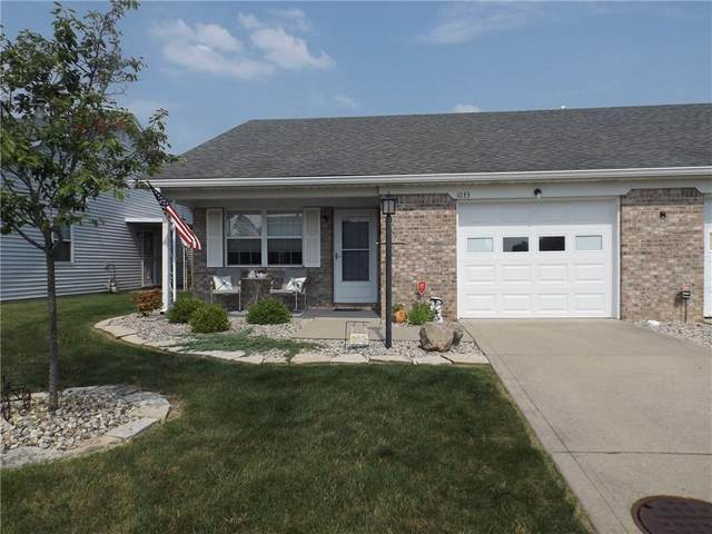 1033 Lorraine Court, Shelbyville, IN 46176 (MLS #21797355) :: Mike Price Realty Team - RE/MAX Centerstone