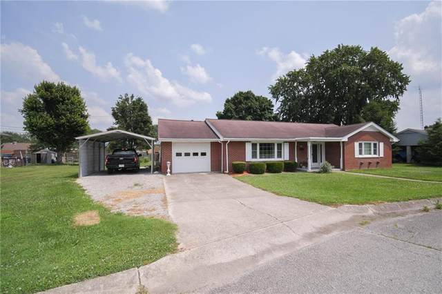 709 S Main Street, Brownstown, IN 47220 (MLS #21797364) :: The Indy Property Source