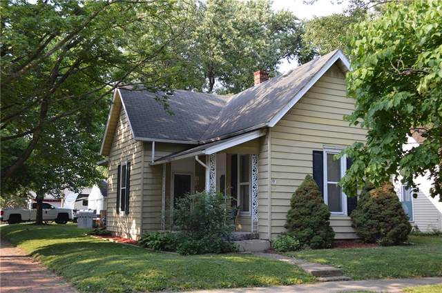 1108 E Christian Avenue, Noblesville, IN 46060 (MLS #21797369) :: Mike Price Realty Team - RE/MAX Centerstone