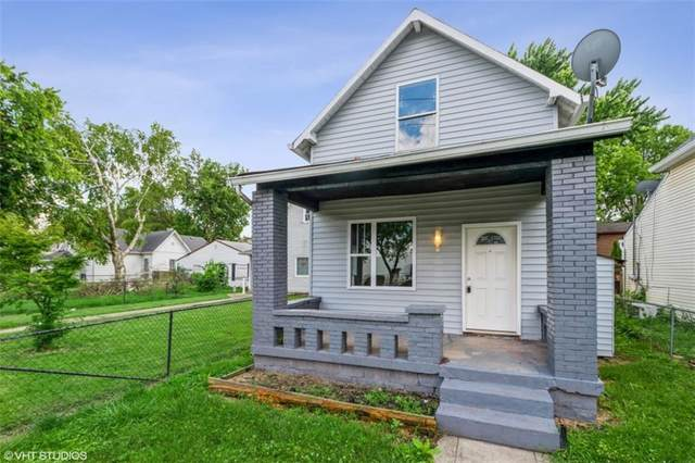 2357 Southeastern Avenue, Indianapolis, IN 46201 (MLS #21797370) :: Pennington Realty Team