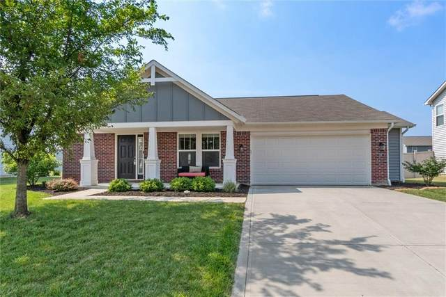 6397 Fawn Way, Mccordsville, IN 46055 (MLS #21797371) :: Mike Price Realty Team - RE/MAX Centerstone