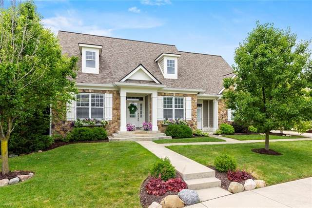 13440 Lost Creek Ln, Carmel, IN 46074 (MLS #21797379) :: Mike Price Realty Team - RE/MAX Centerstone