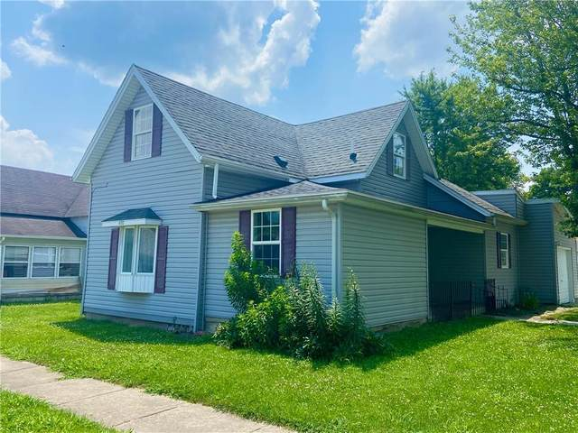 400 S Indiana Street, Atlanta, IN 46031 (MLS #21797387) :: Mike Price Realty Team - RE/MAX Centerstone