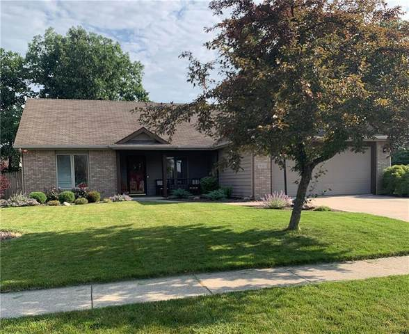9020 Spring Forest Drive, Fort Wayne, IN 46804 (MLS #21797391) :: Mike Price Realty Team - RE/MAX Centerstone