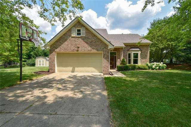 1412 Waterford Drive, Zionsville, IN 46077 (MLS #21797418) :: The Indy Property Source