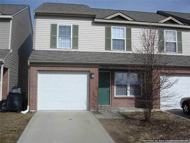 7756 Mountain Stream, Indianapolis, IN 46219 (MLS #21797432) :: Mike Price Realty Team - RE/MAX Centerstone